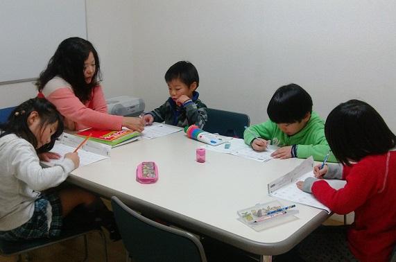 L1 writing class